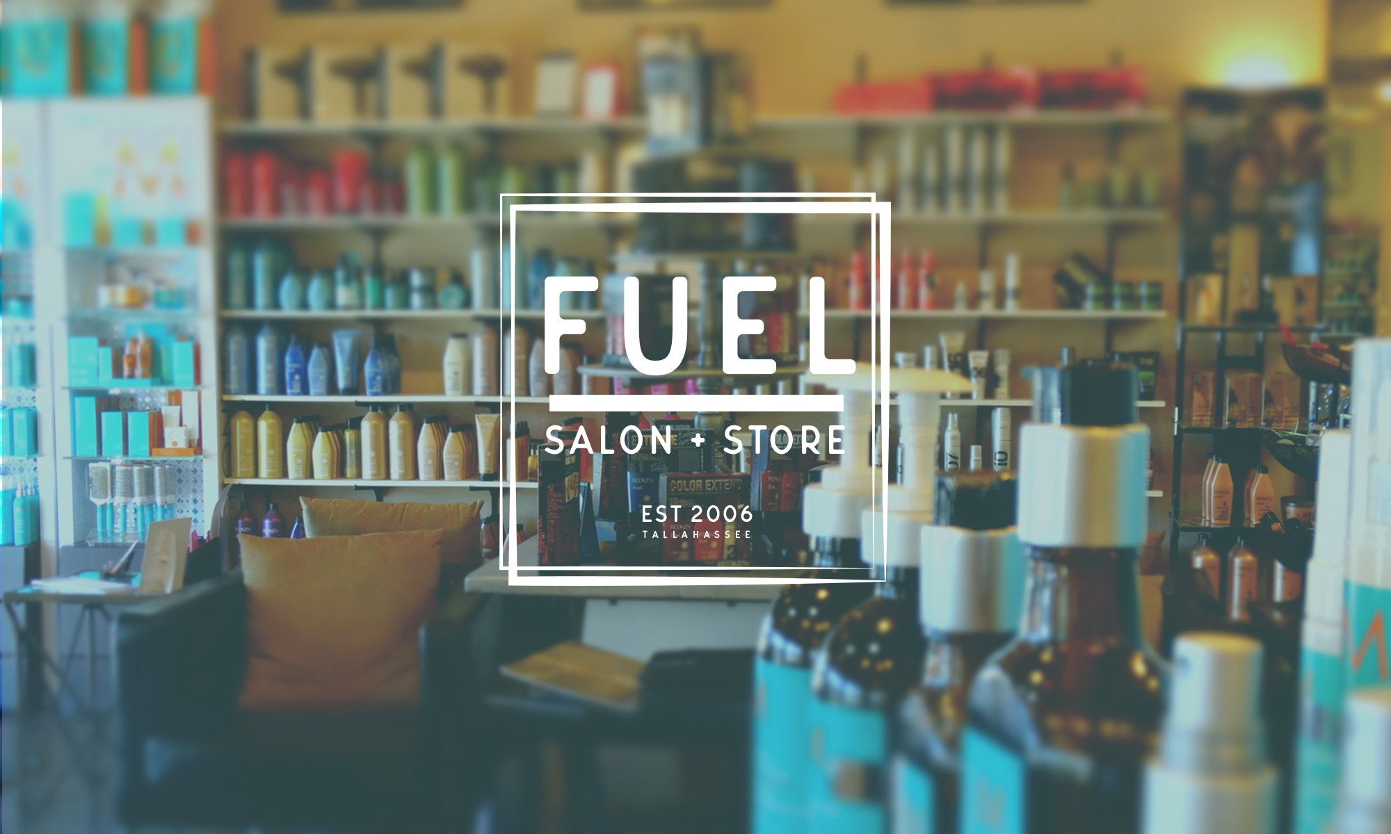 fuel salon + store